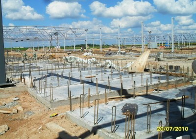 Фундаменты и бетон